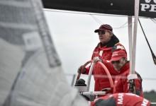MAPFRE consigue ser cuarto en la Volvo Ocean Race 2014-15, con el rey Juan Carlos a bordo