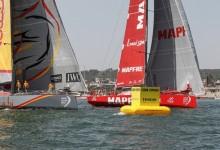 Segunda victoria consecutiva del MAPFRE en las in-port