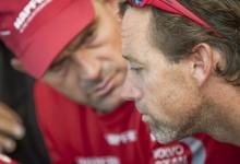 MAPFRE podría hacer historia en la Volvo Ocean Race