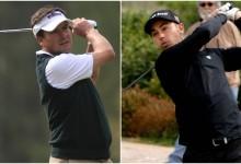 Miguel Ángel Martín, acaba 4º en el PGA Seniors Championship y Sebastián García Top 25 en Bélgica
