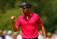 Pablo Larrazábal puso fin a la sequía del golf español al conquistar el BMW International Open