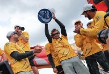 Roberto Bermúdez se convierte en el segundo español en ganar la Volvo Ocean Race