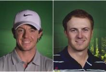 Rory McIlroy está convencido de que Jordan Spieth tendrá un año complicado en los campos de golf