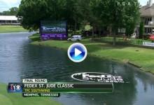 St. Jude Classic: Resumen con los golpes destacados en sus cuatro jornadas (VÍDEO)
