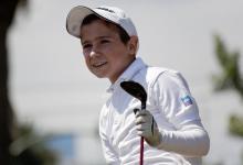 Arranca el Campeonato de España de Pitch & Putt con la mirada puesta en el joven Thomy Artigas