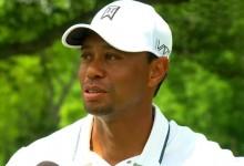 """Tiger achaca a su estado anímico el mal momento de forma: """"Me siento abatido mentalmente"""""""
