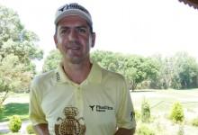 Vicente Blázquez exhibe su condición de local para ganar en Lomas Bosque