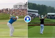 Estos fueron los mejores golpes de la semana en el Open de Francia y en el Greenbrier Classic (VÍDEO)