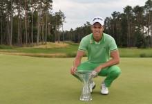 Gran triunfo de Borja Virto en Eslovaquia. Primera victoria del navarro en la división de plata europea