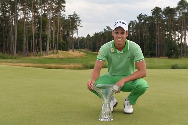 Borja Virto se impone en el Slovaquia Challenge. Foto: Challenge Tour