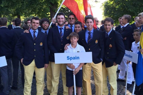 Campeonato de Europa Absoluto Masculino 2