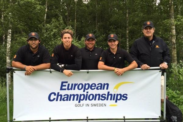 Campeonato de Europa Absoluto Masculino 4