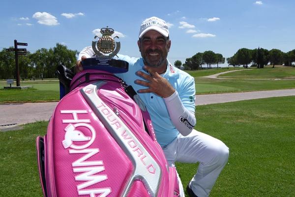 Carlos Balmaseda campeón en La Dehesa
