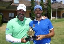 Balmaseda y Suazo recuperan su corona de campeones de Madrid Dobles de Profesionales