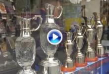 Así prepara la ciudad de St. Andrews el desembarco del British Open (VÍDEO)