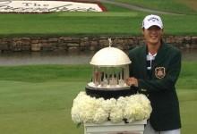 Danny Lee hace valer la jornada del jueves y consigue su primera victoria en el PGA Tour