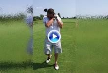 Un golfista deja K.O. a una gaviota con un horrendo golpe desde el tee. El VÍDEO recibe 4 mill. de visitas