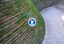 Que tiemblen los golfistas: Hell Bunker cambia su imagen a solo una semana del British (VÍDEO)
