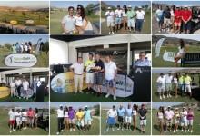 Buen golf, grandes colaboradores, magnífico ambiente y un campo perfecto en el IV Torneo OpenGolf