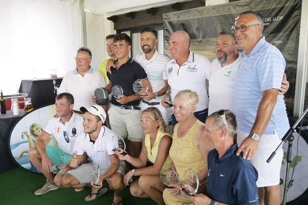 IV Torneo OpenGolf campeones