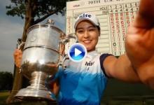 US Women's Open: La desconocida In Gee Chun se impone a las grandes (VÍDEO con los golpes del día)