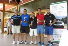 Golf de primer nivel y excelente organización en la 2ª prueba del Circuito Infiniti de El Plantío