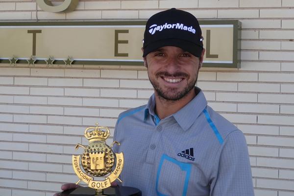 Javi Colomo campeón en El Encín
