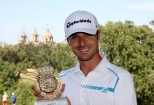 Javi Colomo reedita el título que defendía en La Herrería. 2ª victoria del extremeño de la temporada
