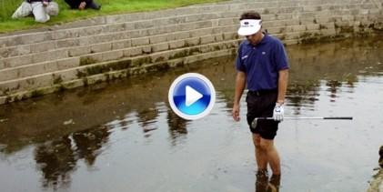Tal día como hoy de 1999, Van de Velde protagonizó la mayor tragedia en la historia del golf (VÍDEO)