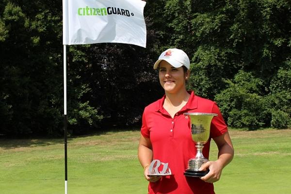 Natalia Escuriola campeona en el CitizenGuard LETAS Trophy