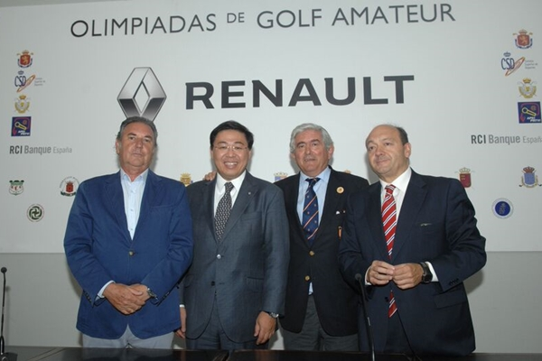 Olimpiadas Renault