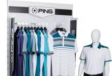 PING utiliza tejidos inteligentes en la nueva colección de ropa primavera-verano 2016