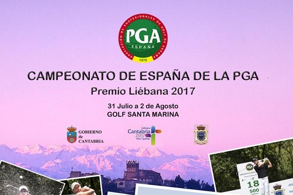 Poster Oficial  Cto España PGA 2015 600