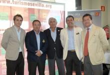 La Diputación de Sevilla presenta en Madrid la oferta de golf de la provincia hispalense
