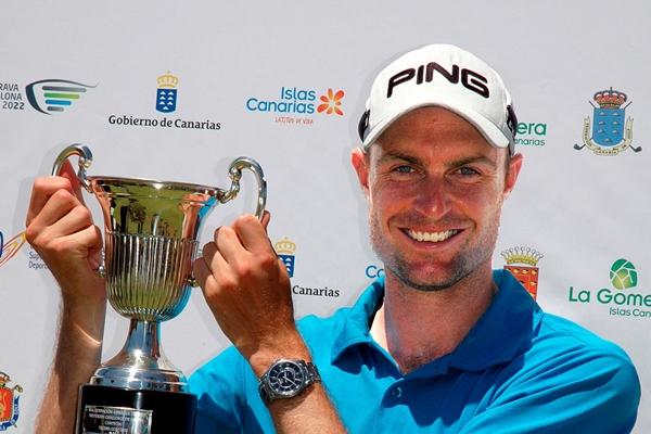 Rhys Davies campeon en el Fred Olsen Challenge de España
