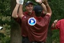 Este es el Top 10 de los mejores golpes en el Robert Trent Jones Golf Club de Virginia (VÍDEO)