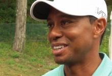 Tiger cumplió 40 años y las redes sociales se llenaron de felicitaciones y de mensajes emotivos
