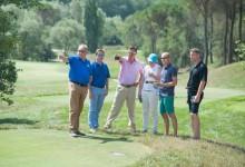 Ryder Cup Europe evalúa el plan técnico de la Candidatura Costa Brava–Barcelona 2022