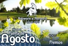 El mejor torneo del verano, en el Balneario de Mondariz