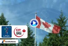 Canadian Open (J3): Azahara se mantiene en la 5ª plaza y Lydia Ko, líder (VÍDEO con los golpes destacados)