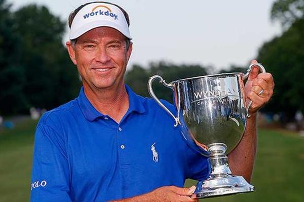 Davis Love III se cae del PGA Championship por culpa de una lesión y no volverá hasta agosto