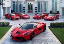 Poulter demuestra en las redes sociales su pasión por los coches con su último Ferrari