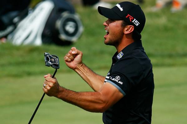 Jason Day campeón del US PGA 2015 Foto @LPGA