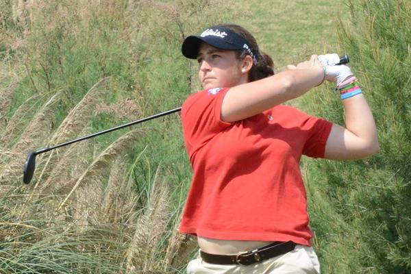 La sueca Engstrom acaba con el sueño de María Parra. Cayó en semis del British Ladies Amateur