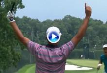 El increíble ace de Fowler se cuela en el nº1 de los mejores golpes de la semana en el PGA (VÍDEO)