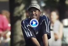 El famoso golpe de Sergio desde debajo del árbol, entre los 5 mejores en la historia del PGA (VÍDEO)