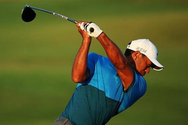 Tiger Woods en Greensboro Foto @PGATOUR