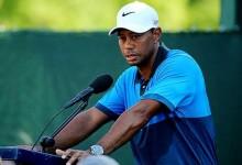 Tiger participará por primera vez en su carrera en el Wyndham Champ… Al menos, de momento