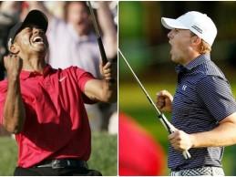 Spieth vs. Tiger. ¿Ha firmado el golfista texano la mejor temporada de Majors de toda la historia?