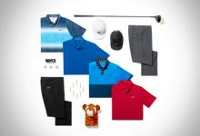 Así vestirá Tiger Woods durante su 18ª participación en el US PGA, último Major